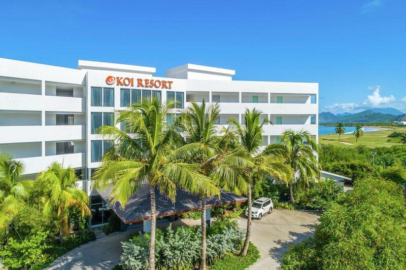 Koi Resort Saint Kitts Curio Collection by Hilton