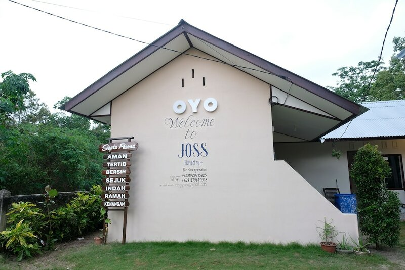 Oyo 1851 Homestay Joss
