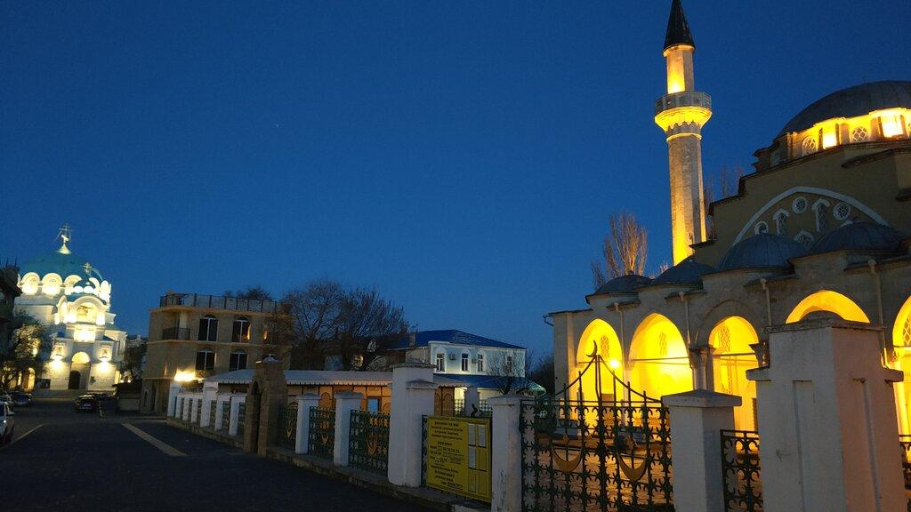 мечеть — Джума Хан-Джами — Евпатория, фото №7