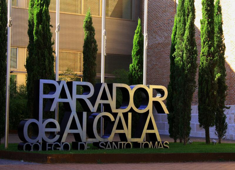 Parador De Alcala