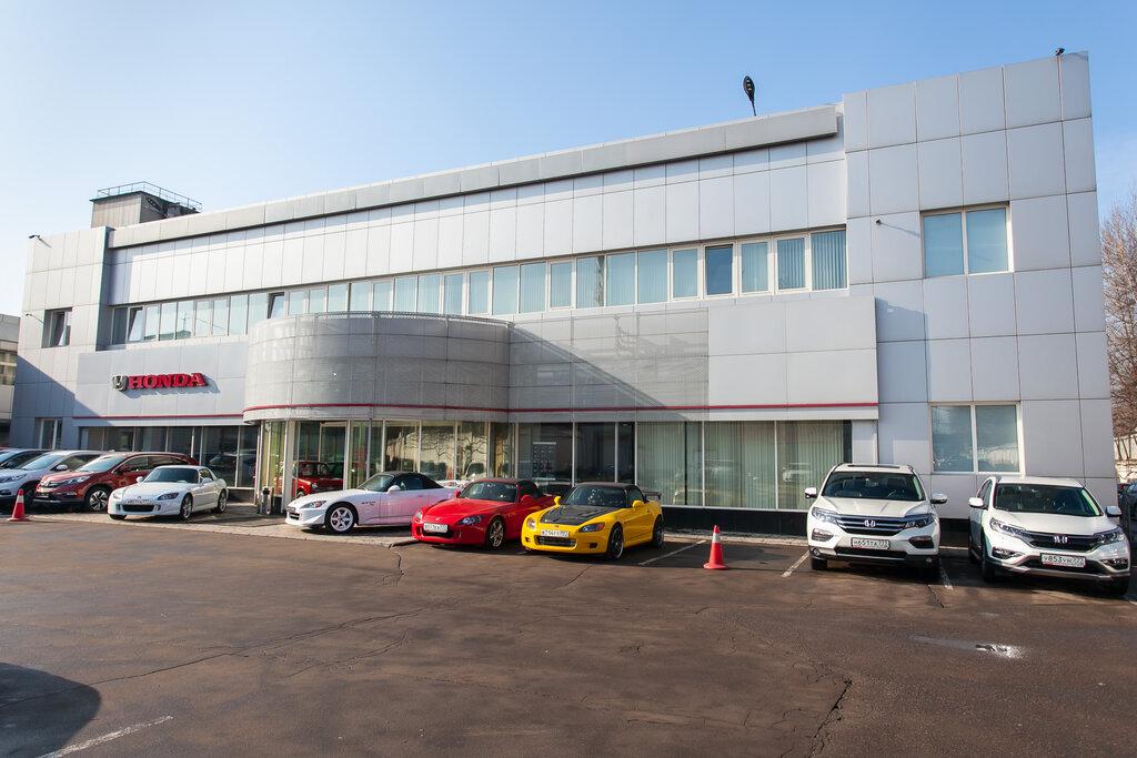 Автосалон хонда в москве официальный дилер на карте цены автомобили с пробегом в автосалонах москвы