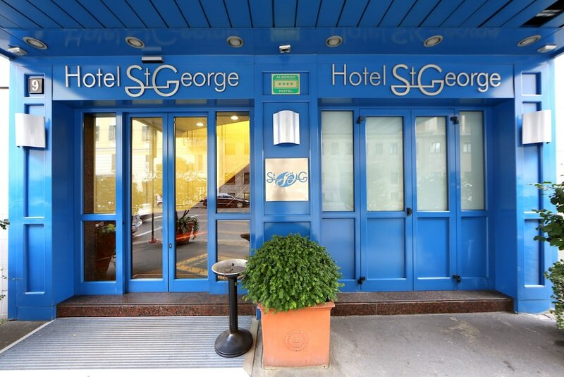 Just Hotel St. George