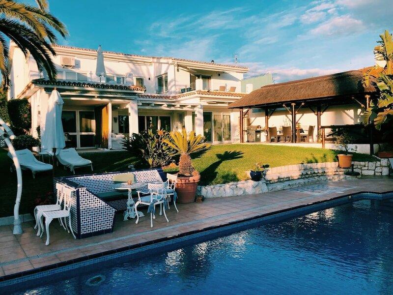 Villa Breeze Marbella Luxury B&b