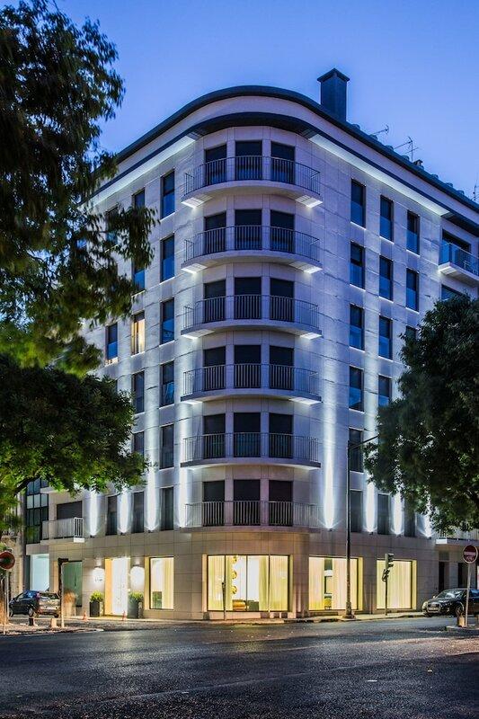 Отель Olissippo Saldanha