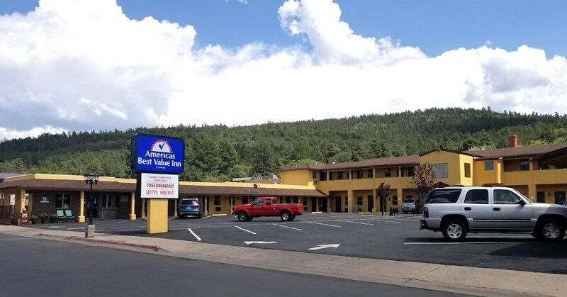 Americas Best Value Inn Williams Grand Canyon