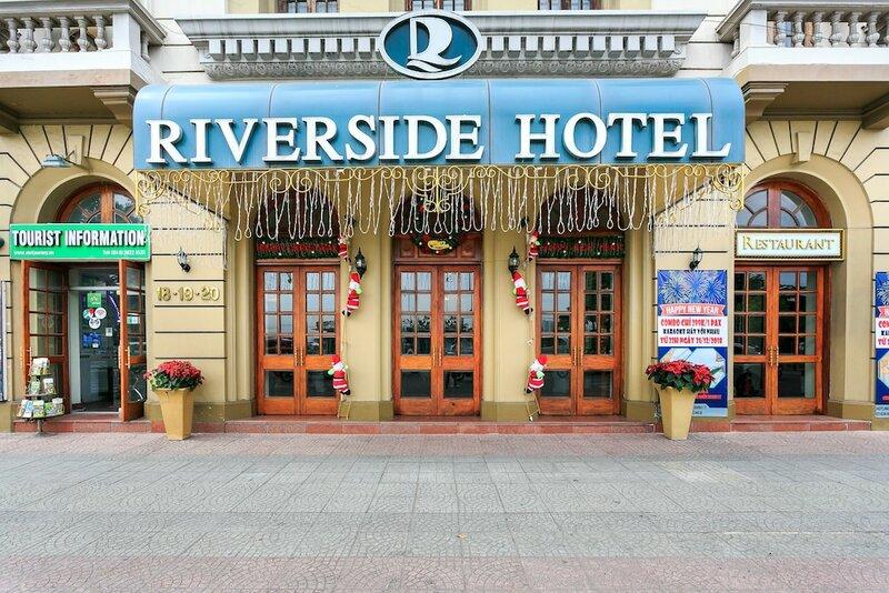Oyo 129 Riverside Hotel
