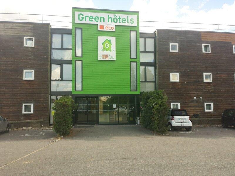 Green Hôtels Eco Fleury