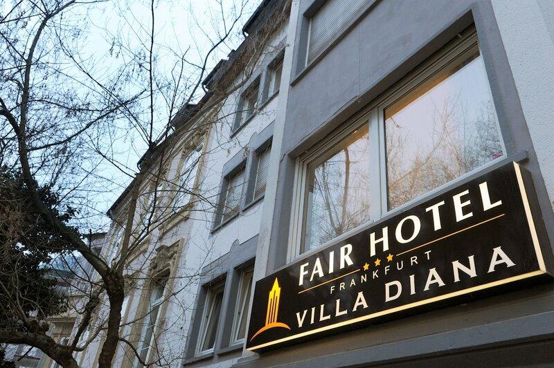 Fair Hotel Villa Diana Westend