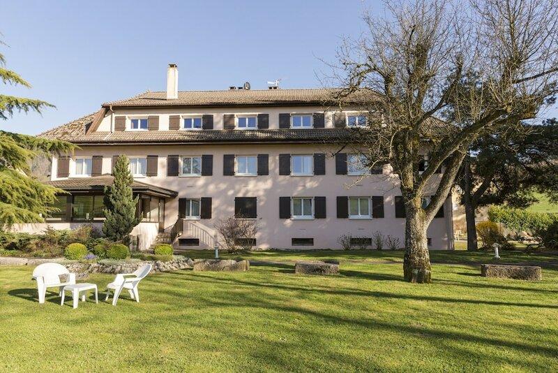 The Originals City, Hôtel Rey du Mont Sion, Saint-Julien-en-Genevois Sud