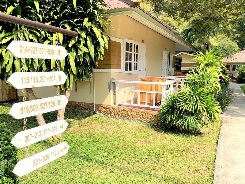 Malibu Garden Resort