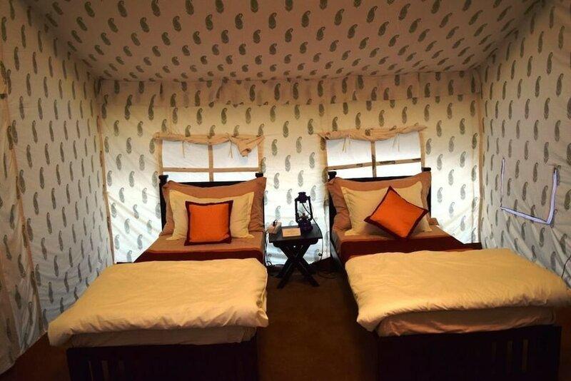 Tsi Kumbh Mela Camp