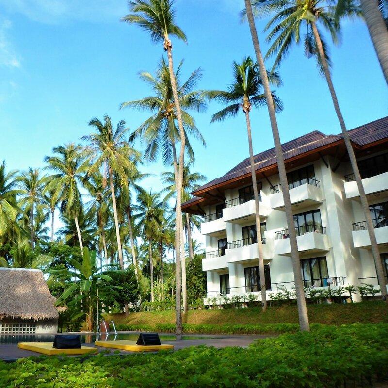 Coconut Beach Resort Maret