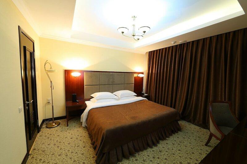 Горный курорт-отель Jannat Resort