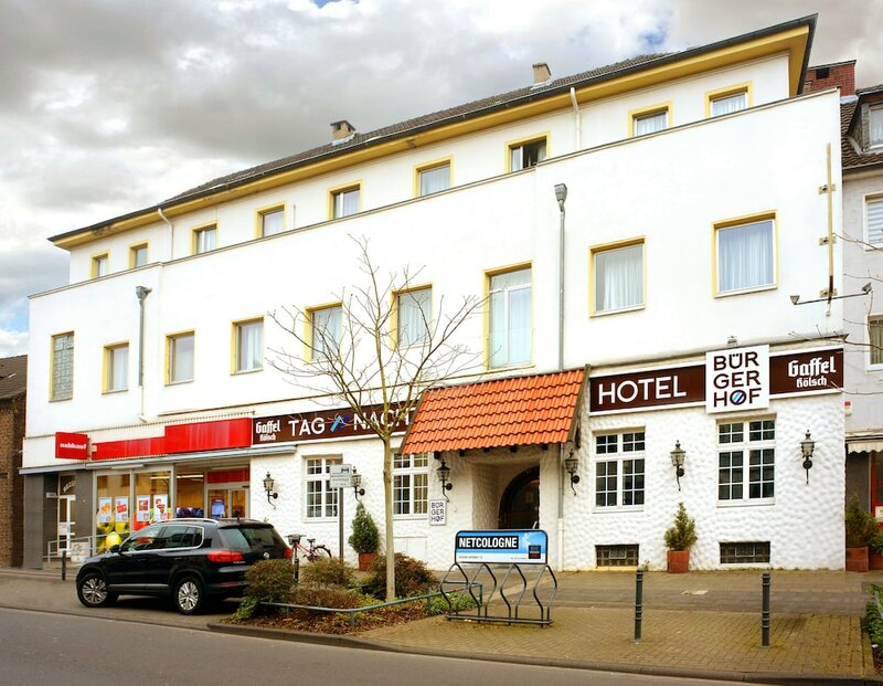 Hotel Burgerhof