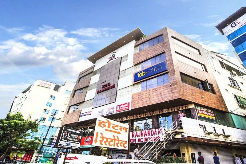 FabHotel Rajnandani Residency