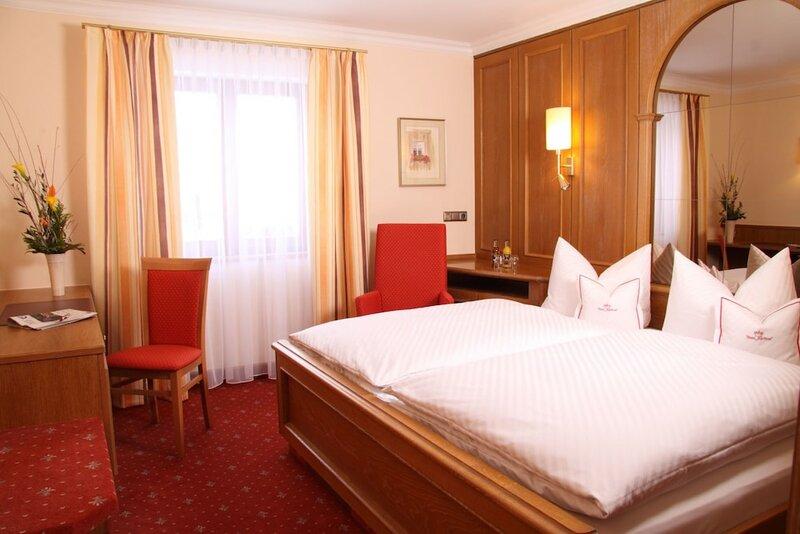 Hotel am Schloßpark Zum Kurfürst