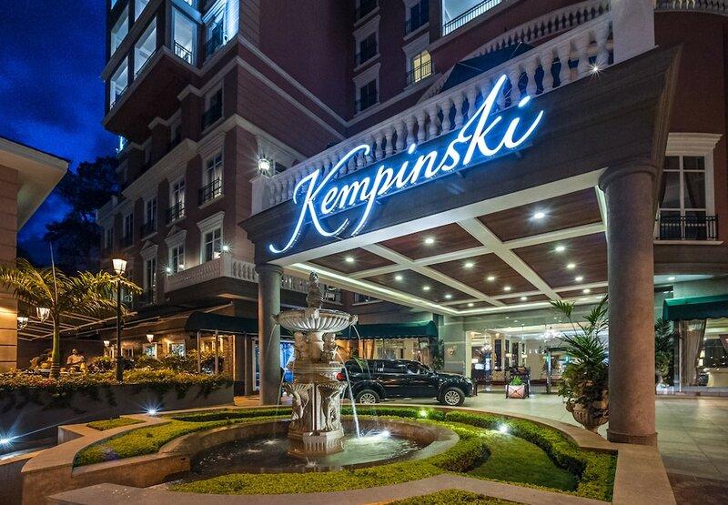 Отель Villa Rosa Kempinski