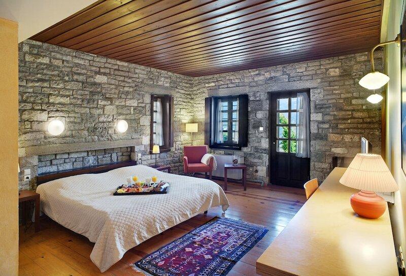 Отель Aristi Mountain Resort