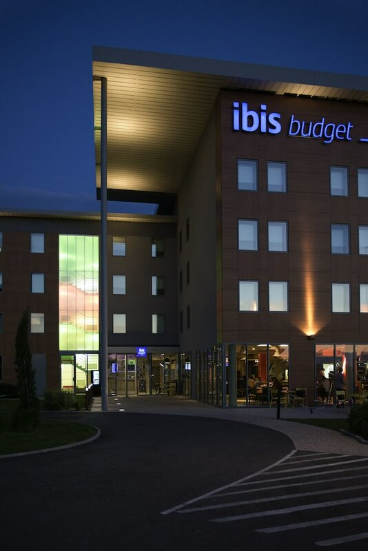 Ibis budget Aéroport Lyon Saint Exupéry