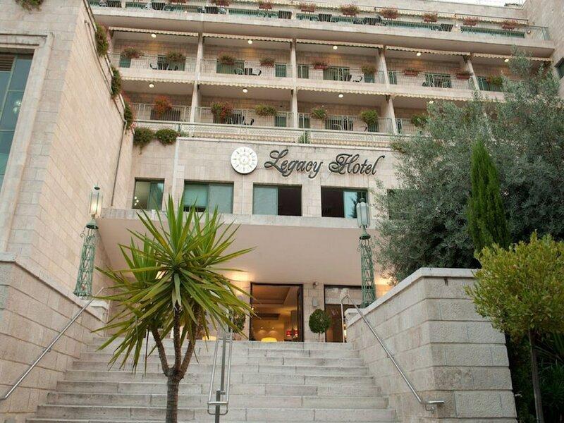 Отель Легаси