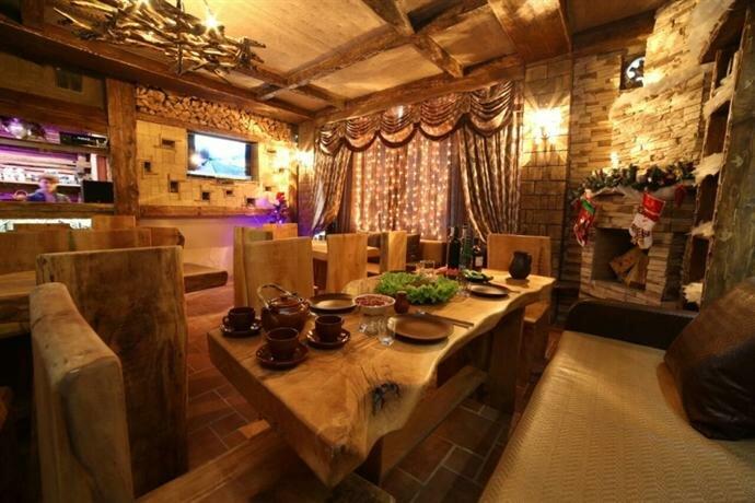 Гостевой дом На Лыжном