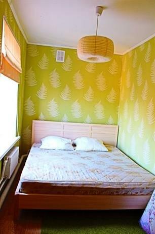 Апартаменты на Баскова