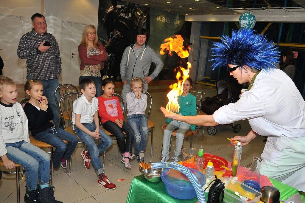 организация и проведение детских праздников — Студия праздников Кудесник — Москва, фото №2