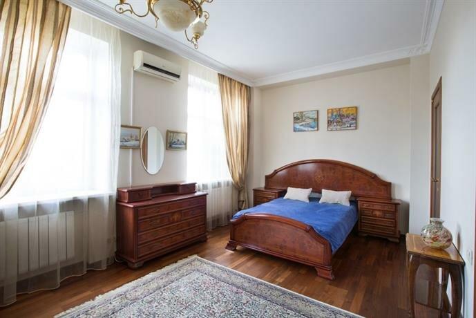 Апартаменты Flatio на Новинском бульваре