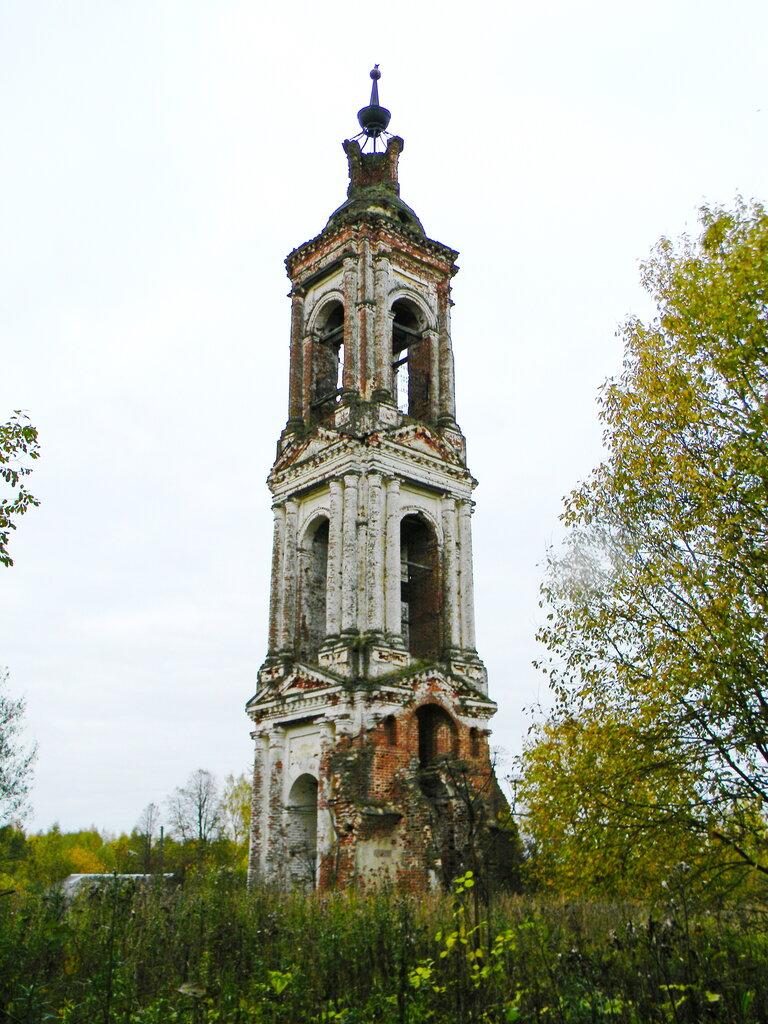 нашел сборник картинки про старинную колокольню в селе мошъюга что, что праздники