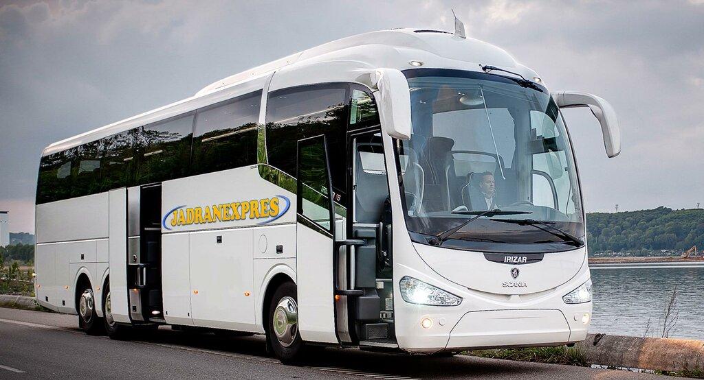 Название автобусов с картинками