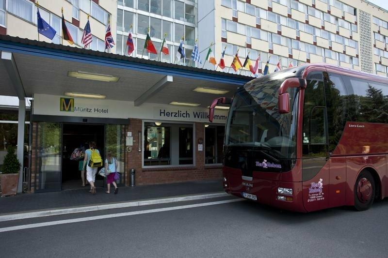 Kuhnle-Tours Hafendorf Müritz Apartments