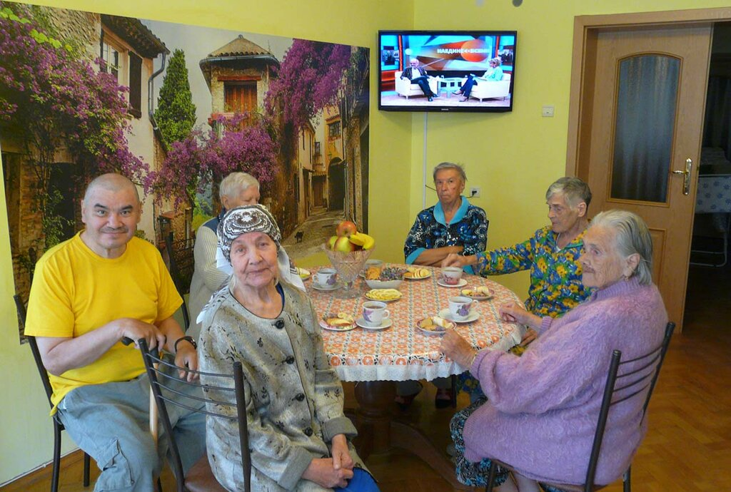 дом инвалидов и престарелых — Пансионат для больных деменцией Беседы — Москва и Московская область, фото №1