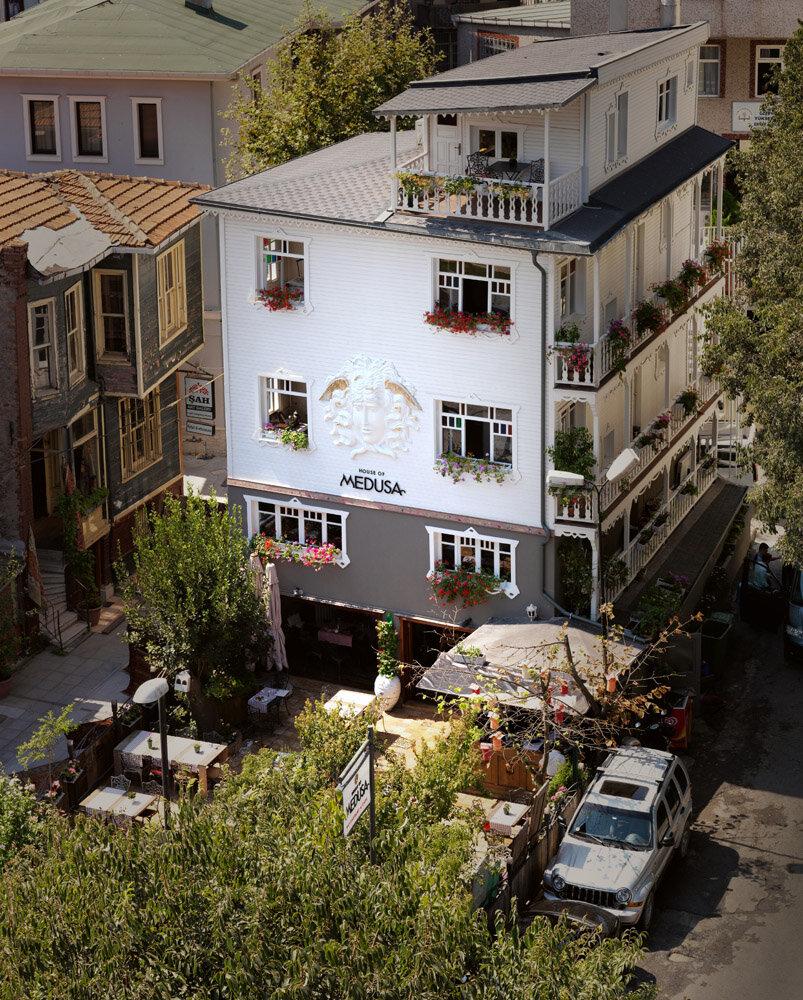 restoranlar — House Of Medusa Restaurant — Fatih, photo 2