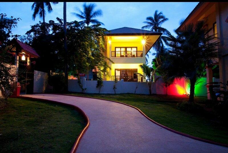 3 Bedroom Bay View Villa Koh Phangan