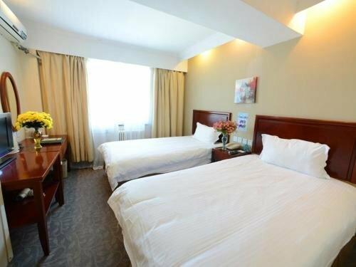 GreenTree Inn Lanzhou Yantan Road Express Hotel