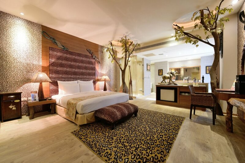 Eden Exoticism Planet Hotel