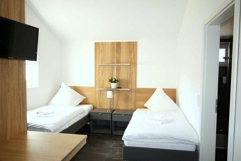 Appartementanlage am Arnumer See
