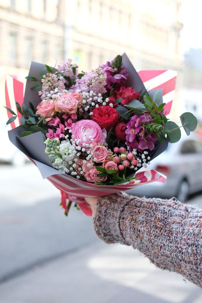 Цветы букеты петербурге фото