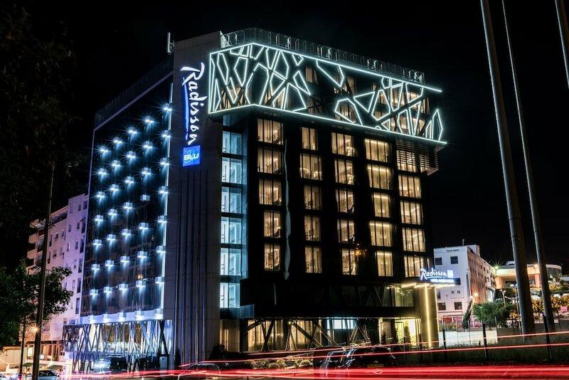 Radisson Blu Hotel Algiers Hydra
