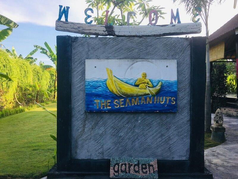 The Seaman Garden Hut's