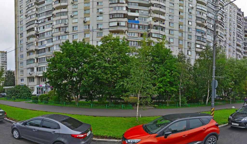 Панорама медцентр, клиника — Центр медицины имени Розина — Москва, фото №1