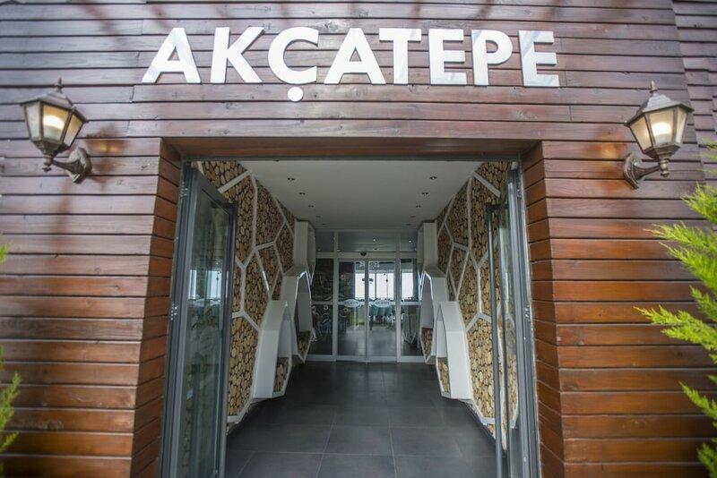 Akcatepe Dag Evleri