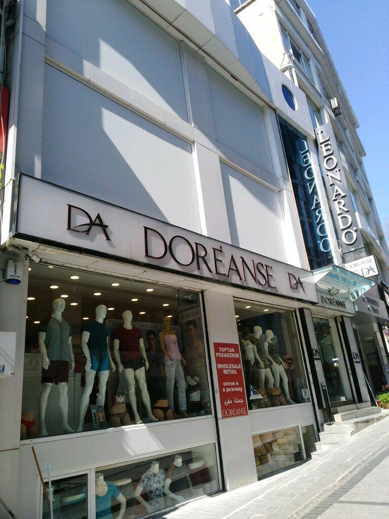 i̇ç çamaşırı ve mayo mağazası — Doreanse — Fatih, photo 2