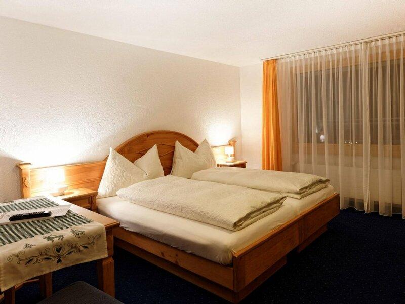 Hotel-Garni Plateau Rosa