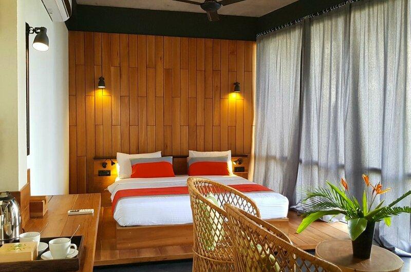Бутик-отель Lankavatara Ocean Retreat & SPA