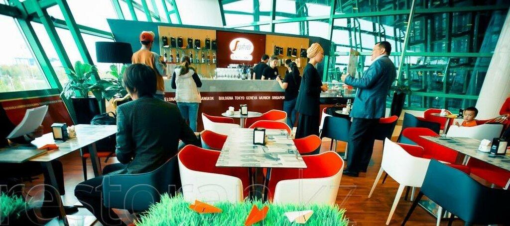 кофейня — Segafredo — Нур-Султан, фото №1