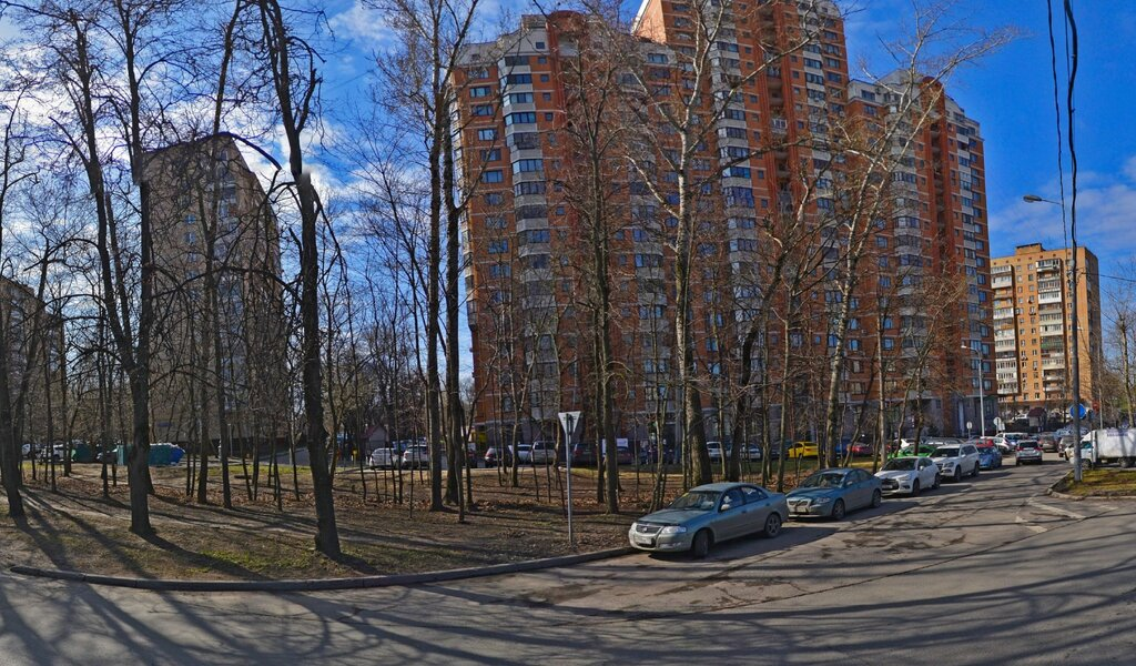 Панорама медцентр, клиника — Трилайф — Москва, фото №1