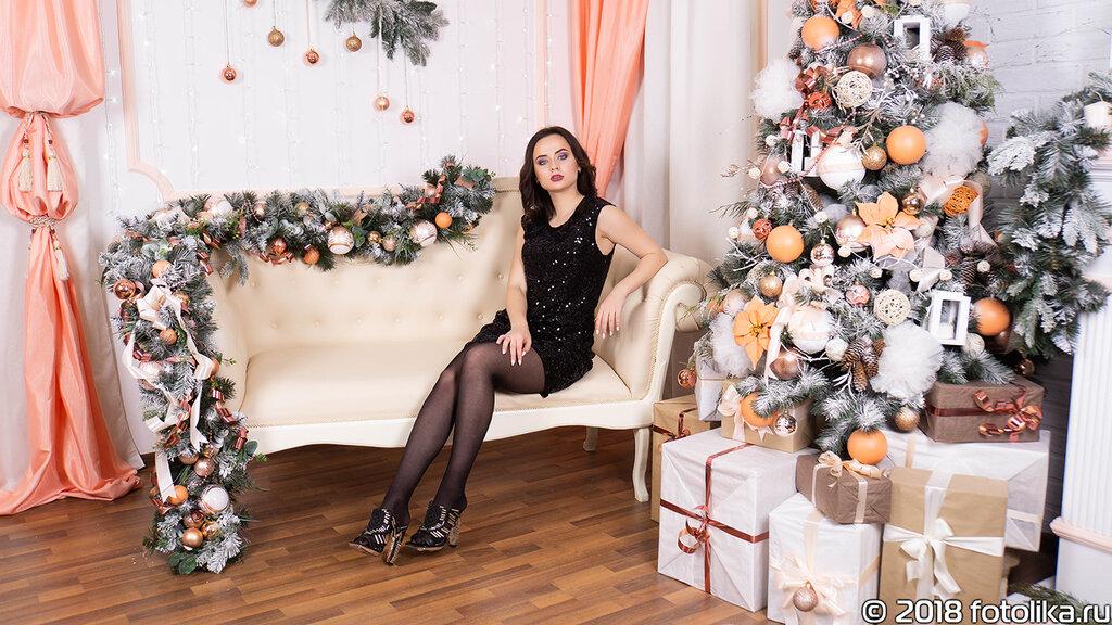 Новогодние фотостудии в белгороде исполнительница