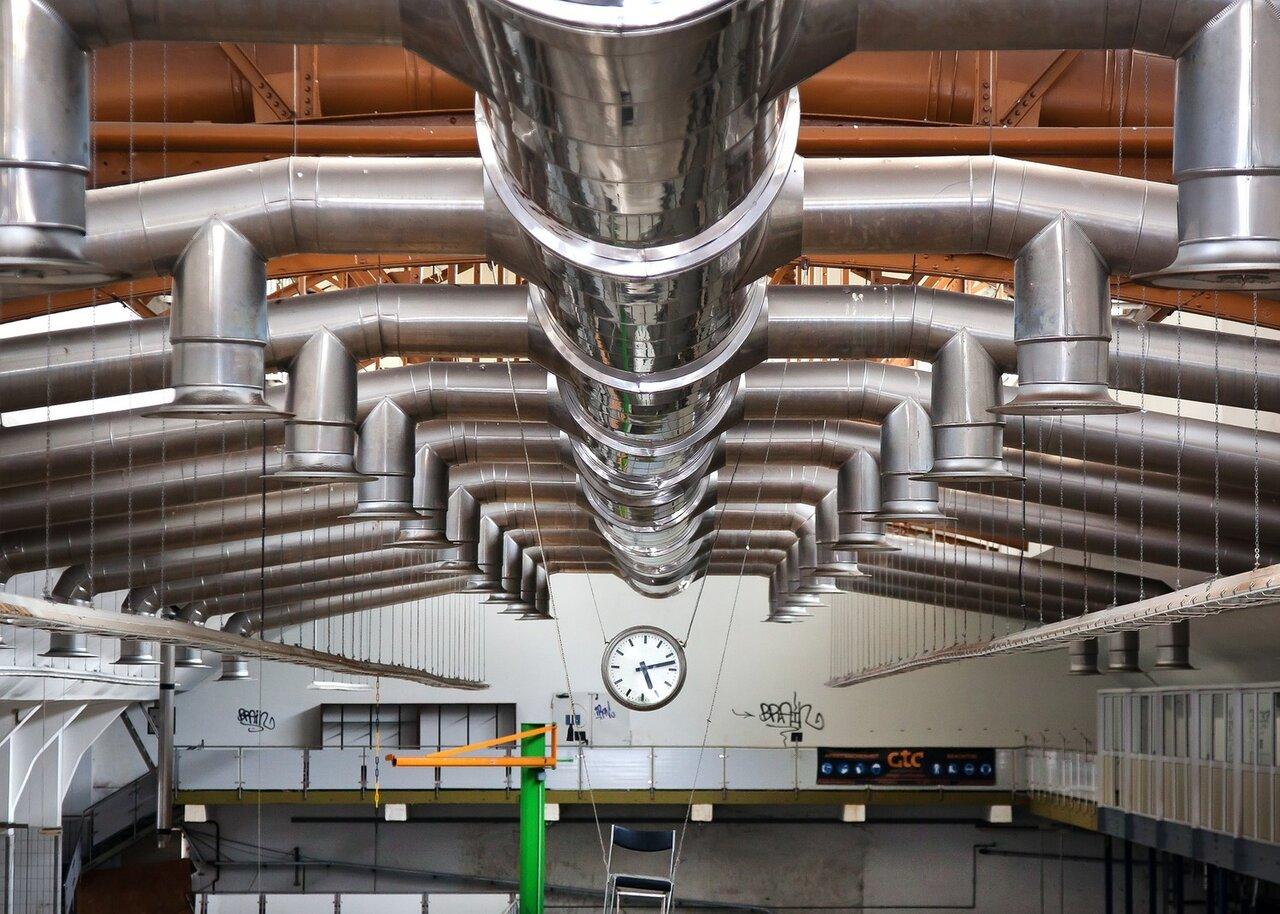 Промышленная вентиляция в картинках