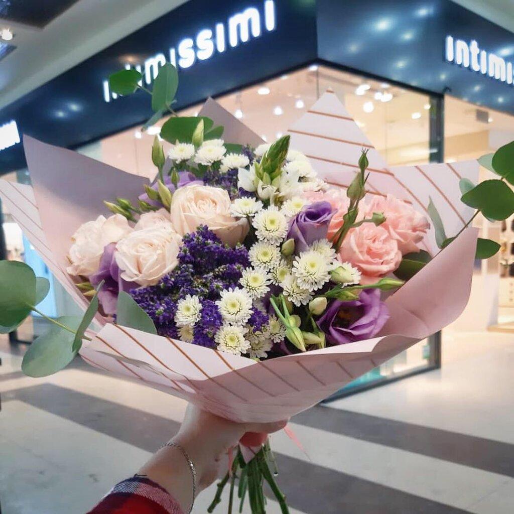 Набережные челны доставка цветов и подарков, невесты лилии